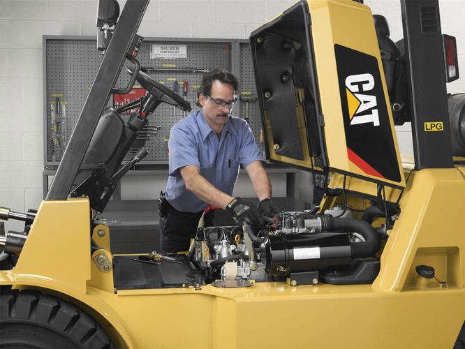 Dịch vụ tư vấn, sửa chữa, bảo trì thay thế linh kiện xe nâng