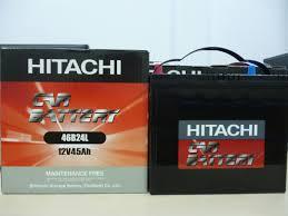 Ắc quy Hitachi cho xe nâng hàng